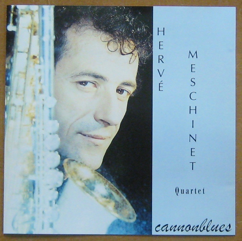 MESCHINET QUARTET - Cannonblues - CD