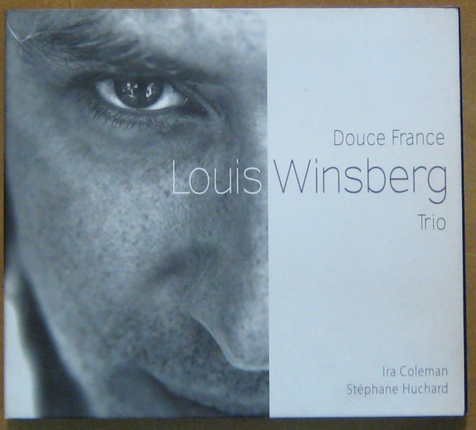 WINSBERG LOUIS TRIO - Douce France - CD