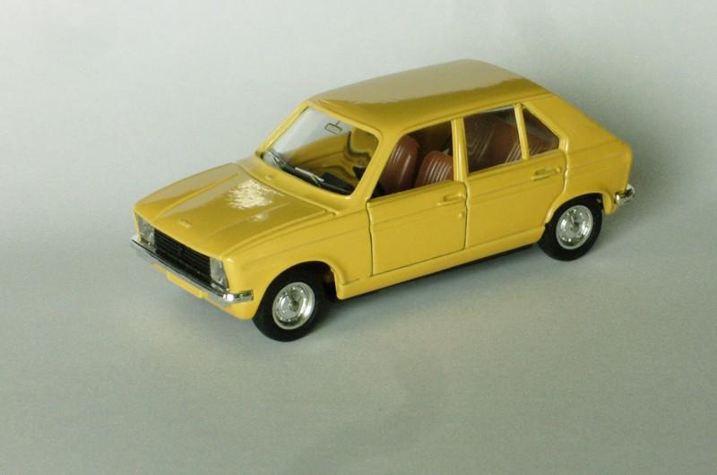 #2211 Peugeot 104 Soldio face web