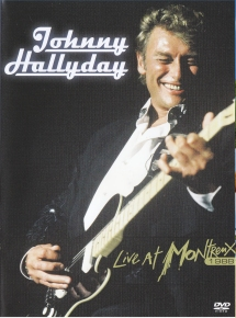 Johnny Hallyday Live a Montreux