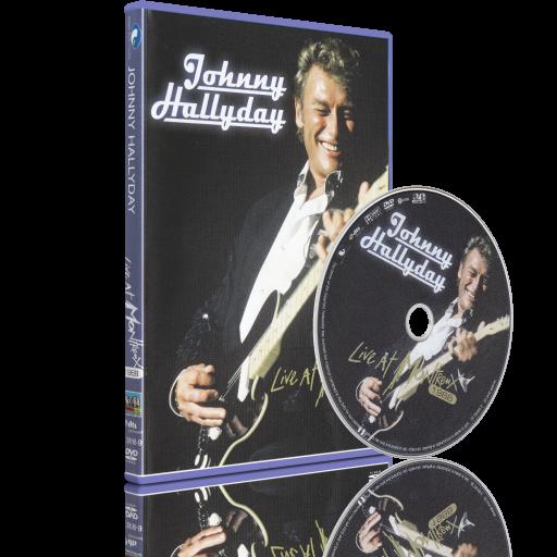Johnny Hallyday Live a Montreux
