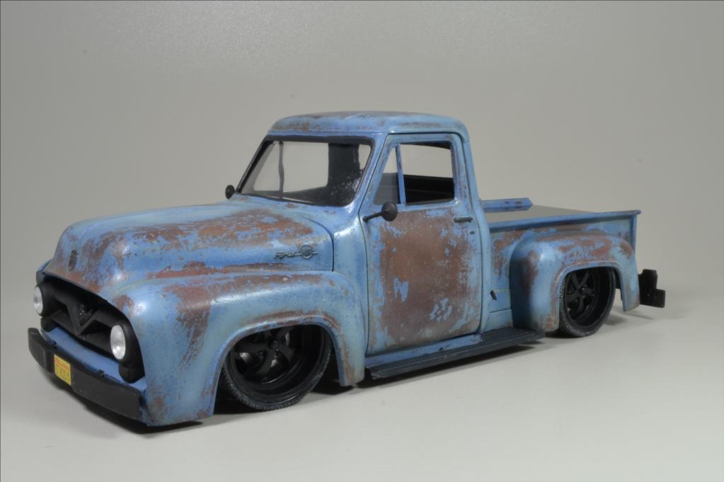 ROD FORD F100 (1/24 MONOGRAM) - Page 2 20062808590922494216892288