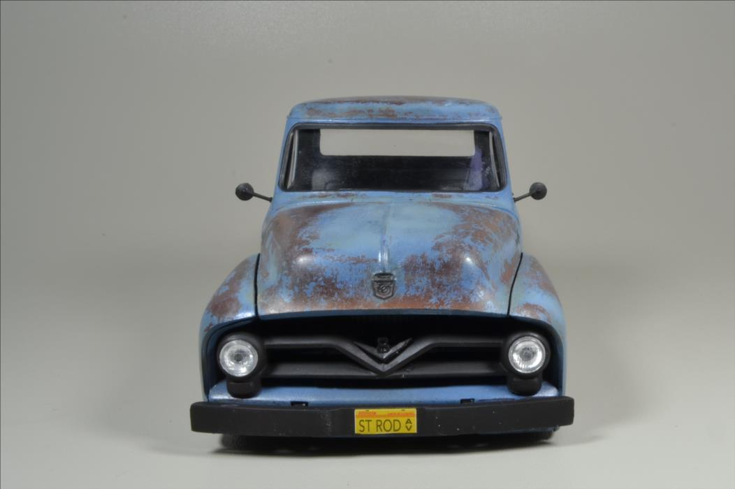 ROD FORD F100 (1/24 MONOGRAM) - Page 2 20062808591122494216892293