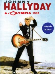 Johnny Hallyday à l'Olympia 1962