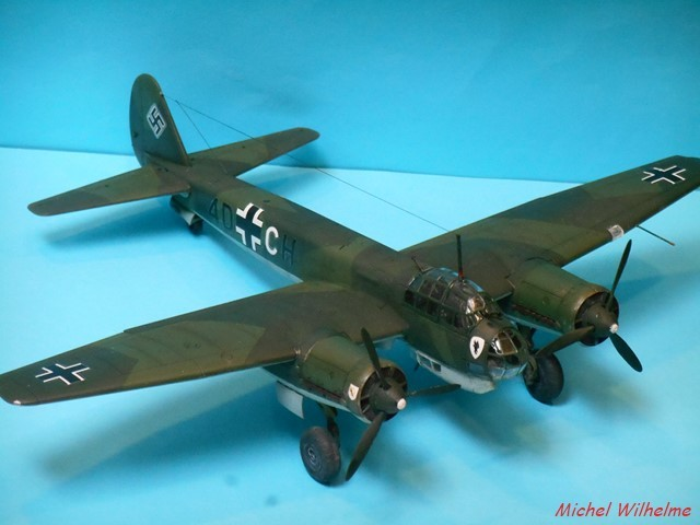 JUNKERS JU.88A.1             kit Revell 1/72 - Page 3 2006290341105625616893626