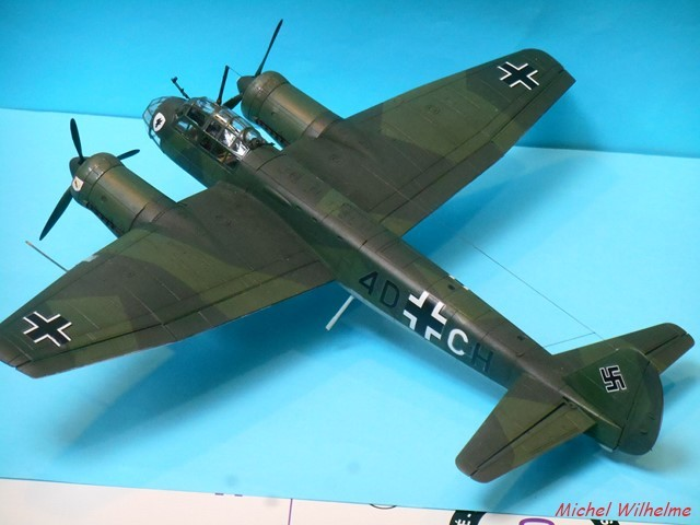JUNKERS JU.88A.1             kit Revell 1/72 - Page 3 2006290341105625616893627
