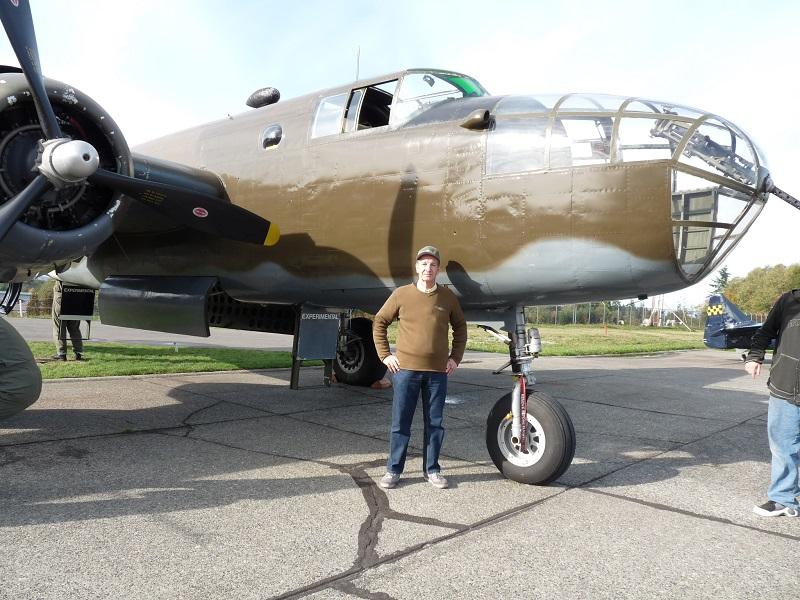 [Hasegawa] B-25J Mitchell 345th BG 2006291215525669816893328