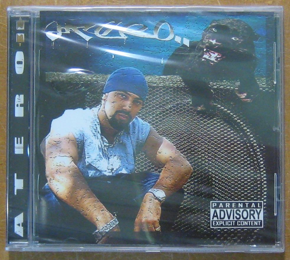 ATERO - L'écho du silence - CD