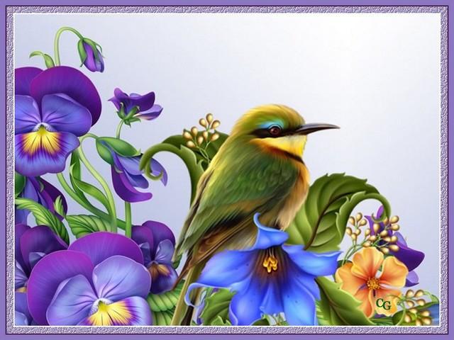 Oiseaux I TGpVJb-Oiso-C102