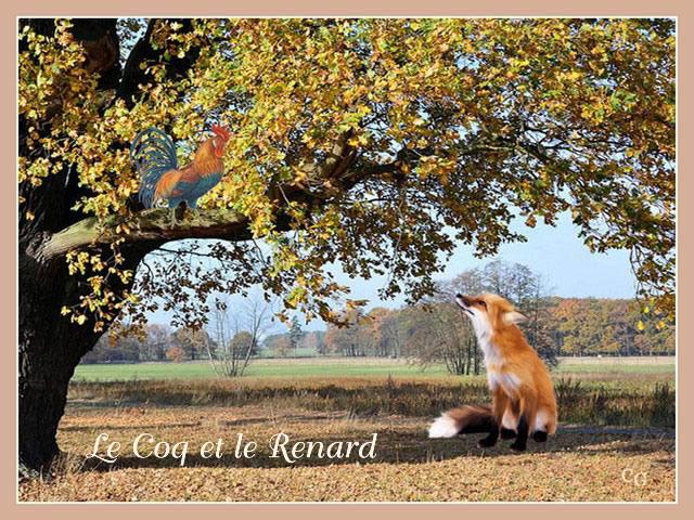 Le Coq et le Renard 6NzWJb-Fable-C104