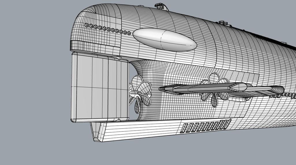 Pétrolier T2, USS Pamanset (AO-85) 1943, Impression 3D & Scratch au 1/200 - Page 3 C2JWJb-Poupe