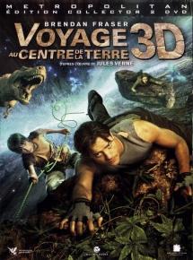 Voyage au centre de la Terre 3D