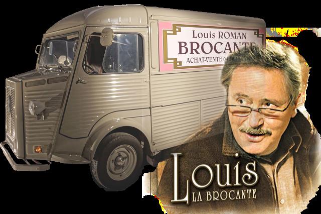 Louis la Brocante Saison 1 à 13 Intégrale