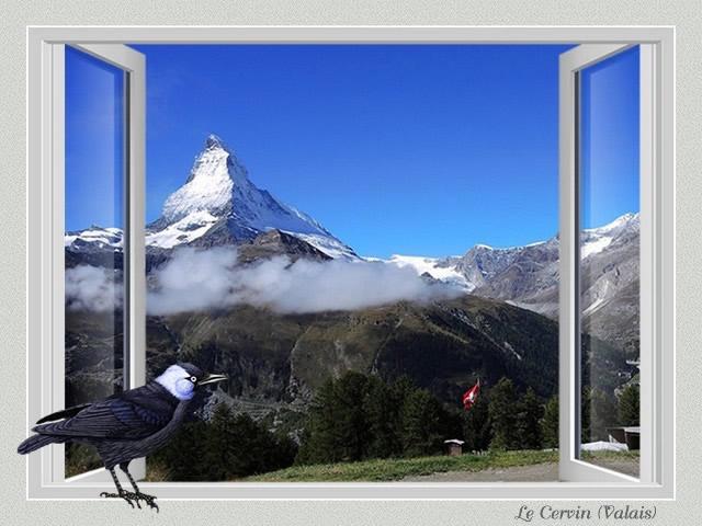 Fenêtre avec vue I AdlaKb-CH1-VS-201A