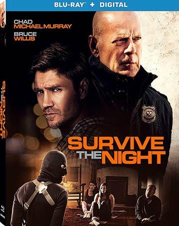 Survive the Night (2020) 1080p BDRip x265 10bit EAC3 5.1 - r0b0t [TAoE]