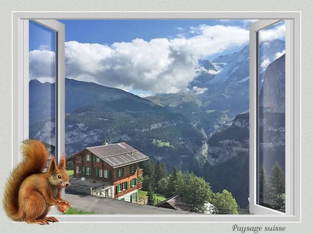 Fenêtre avec vue IV IN7bKb-CH4-113
