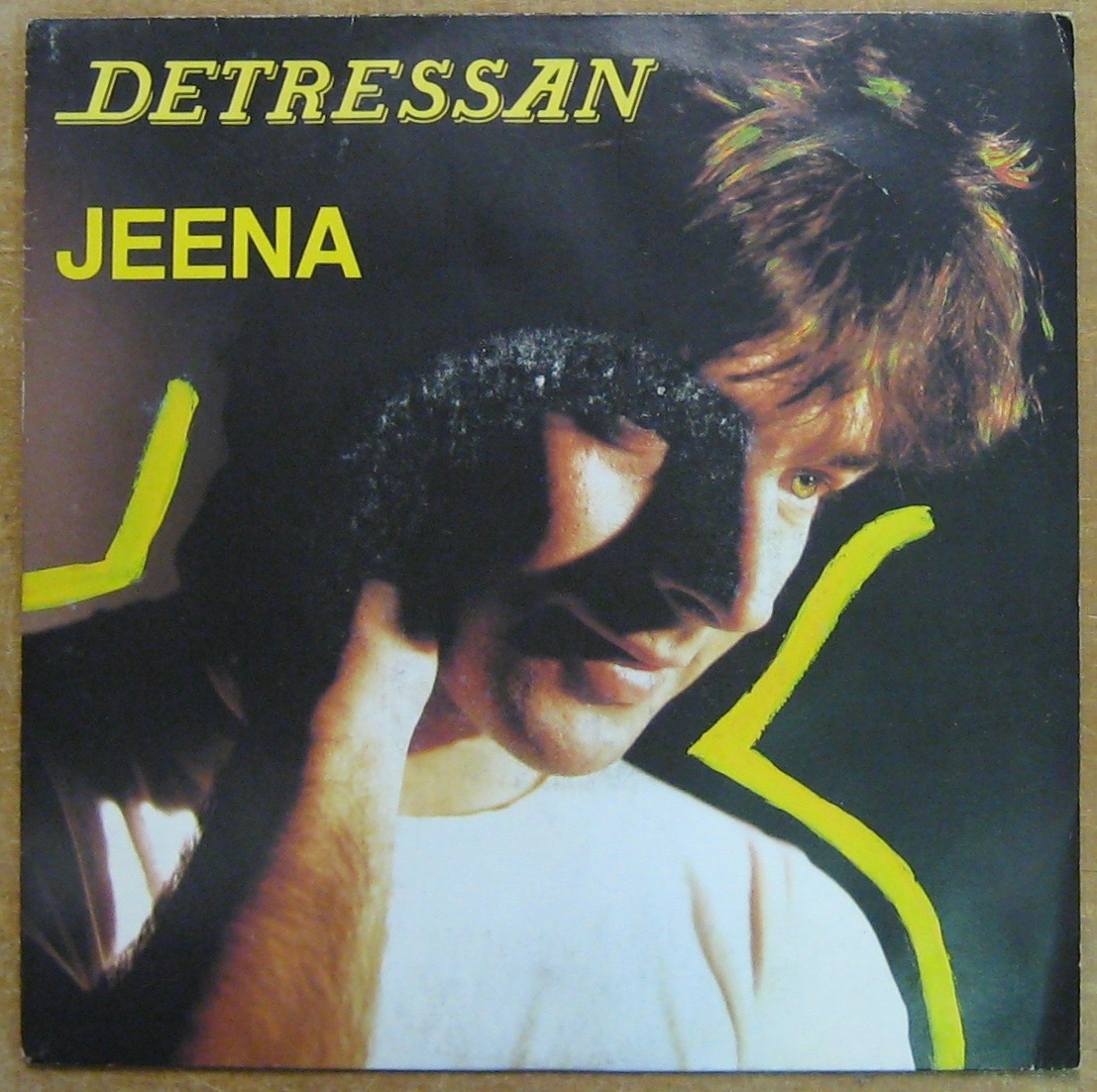 DETRESSAN - Jeena - 45T (SP 2 titres)