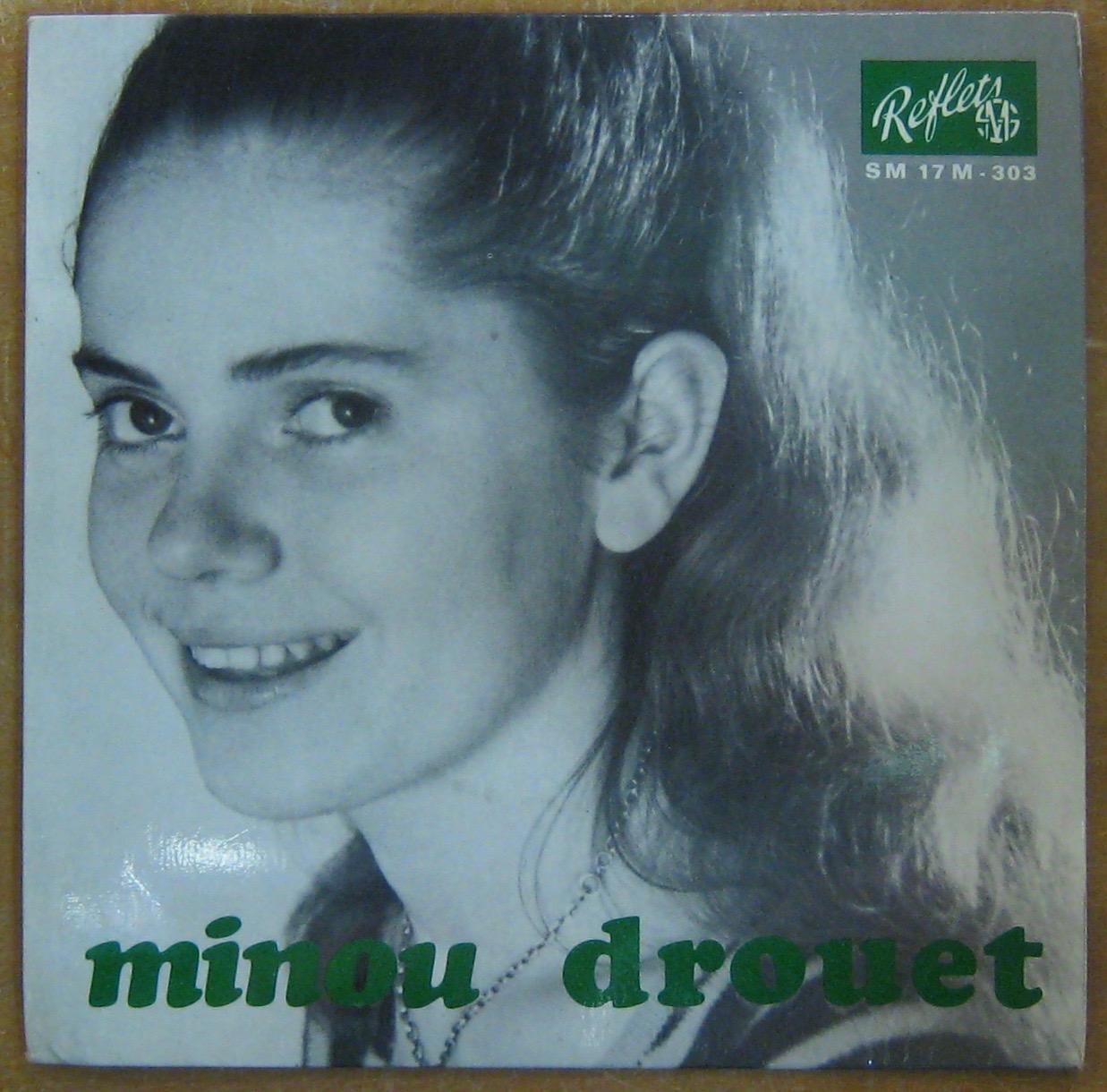 DROUET MINOU - Peccato - 45T (EP 4 titres)