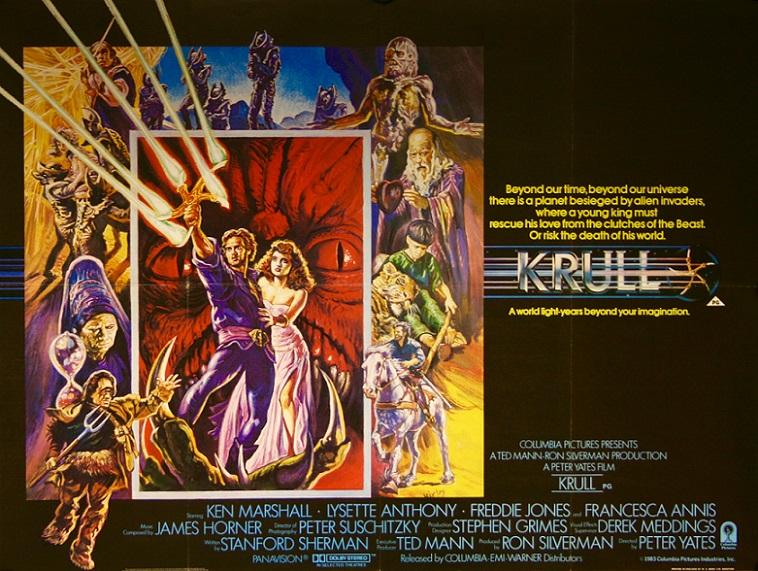 L'AFFICHE : KRULL (1983) dans CINÉMA mTPgKb-1