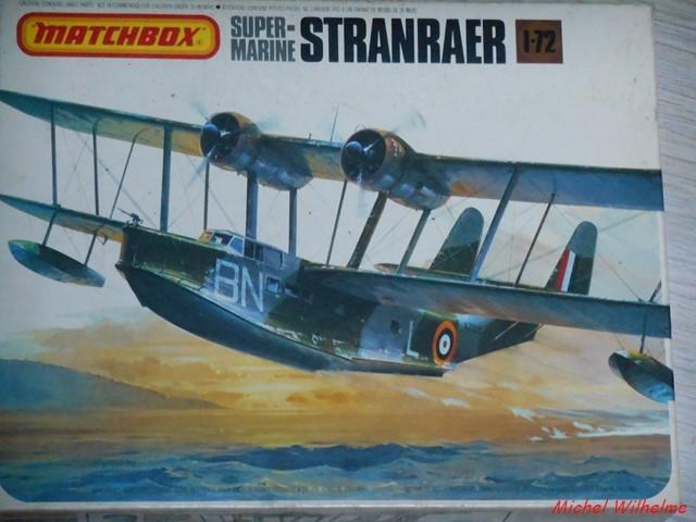 SUPERMARINE Stranraer        Matchbox 1/72 2008230746235625616978125