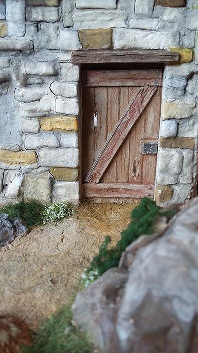 1943, Crète - Retour sur le terrain - 1/35 - Scrath + Masterbox  20082507055025248916982178