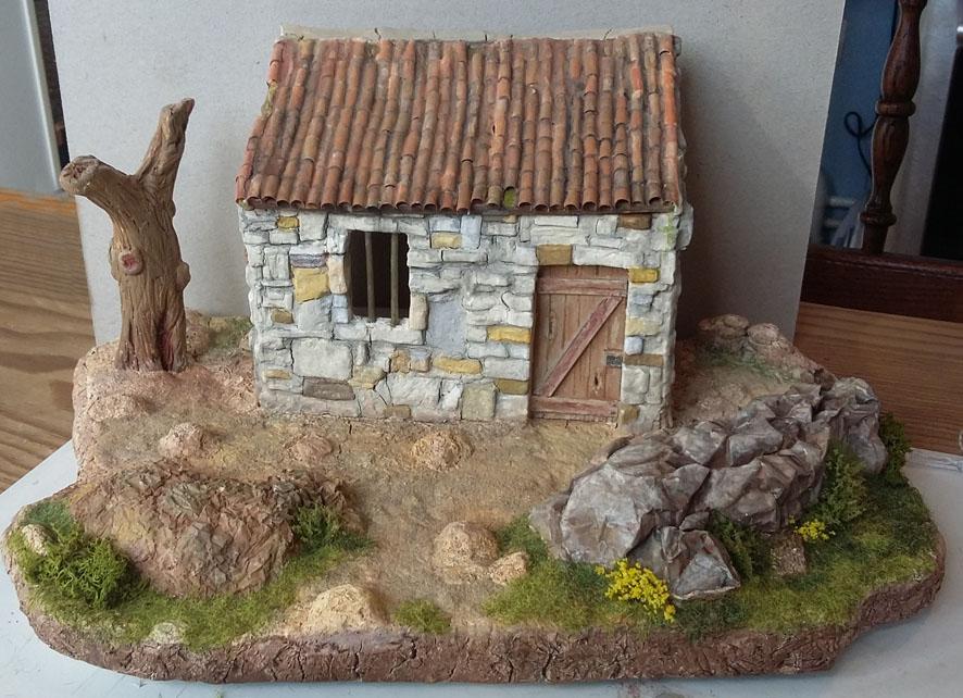 1943, Crète - Retour sur le terrain - 1/35 - Scrath + Masterbox  20082509173425248916981286