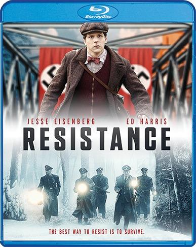 Resistance (2020) 1080p BluRay x265 HEVC 10bit AAC 5.1 - Tigole