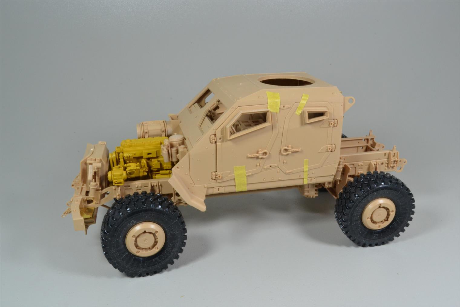 M 1240 A1 M-ATV 1/35 (RFM) 20083010024222494216999128