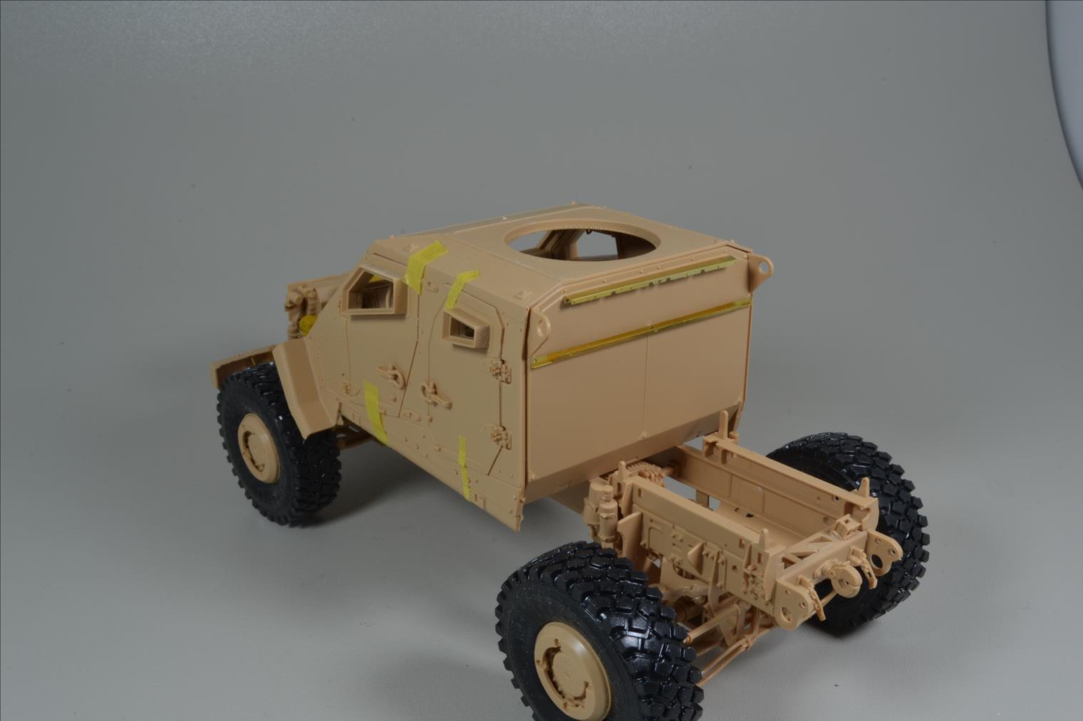 M 1240 A1 M-ATV 1/35 (RFM) 20083010024222494216999130
