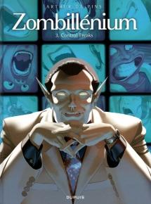 Zombillenium - T03 - Control Freaks