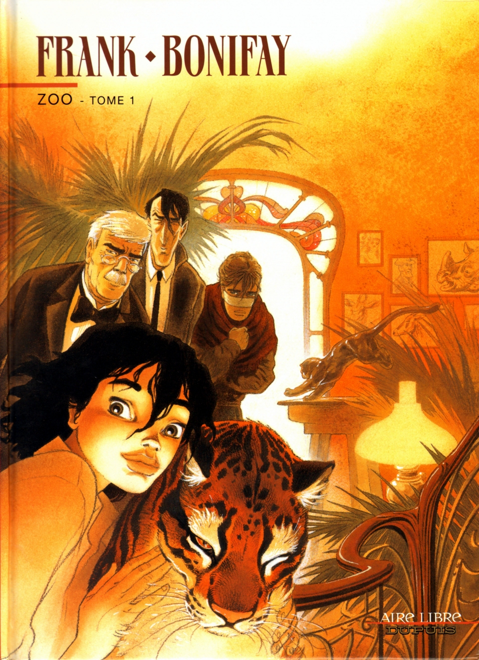 ZOO - Tome 1