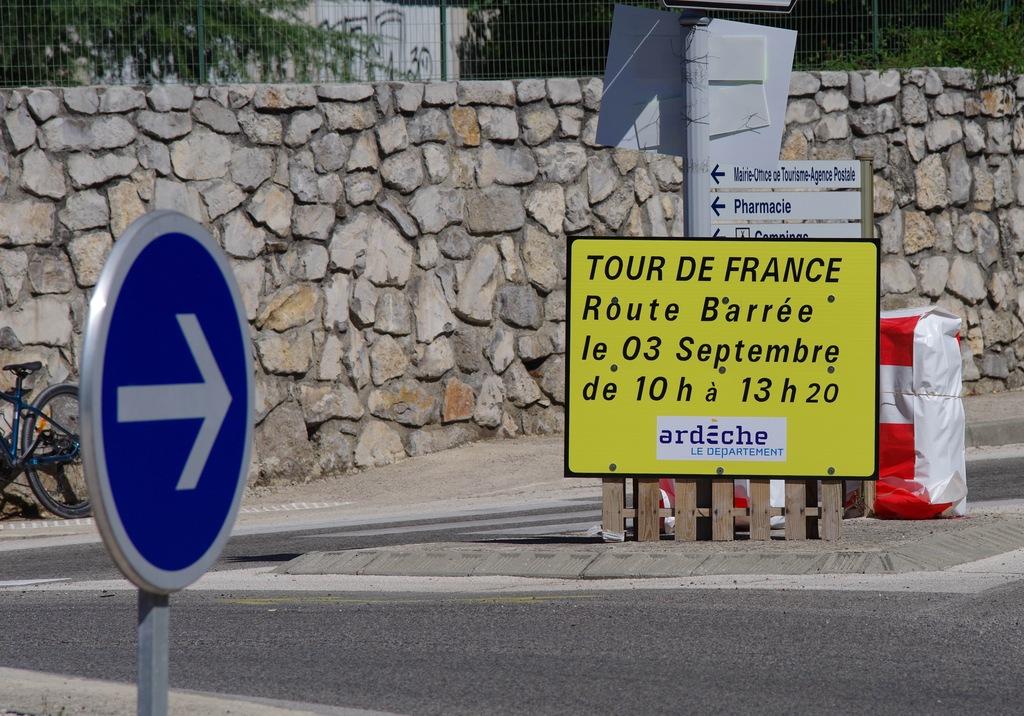 Tour de France 2020 - l'étape du jour 20090305201623579417006156