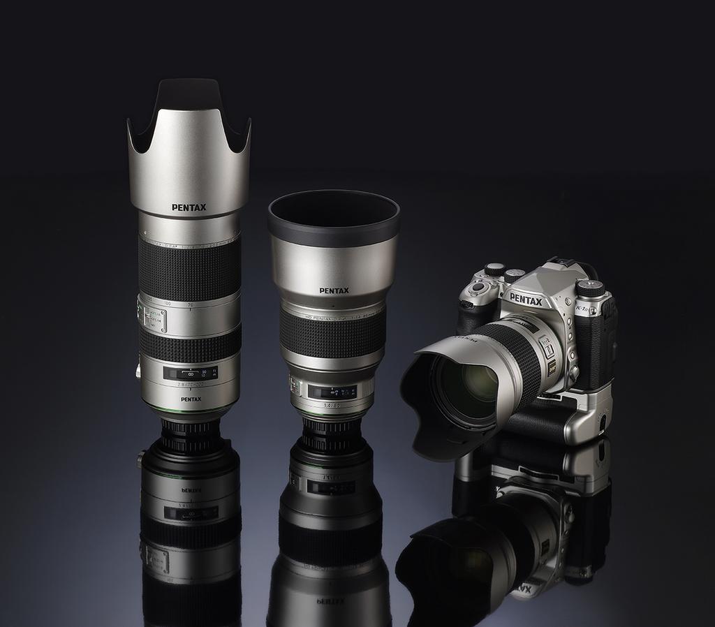 Pentax K1 II Silver Edition + DFA* Silver 20090404401425611417007192