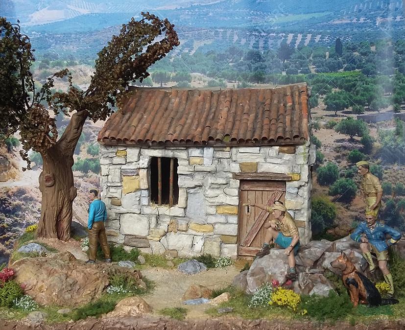 1943, Crète - Retour sur le terrain - 1/35 - Scrath + Masterbox  - Page 2 20090505240525248917008629