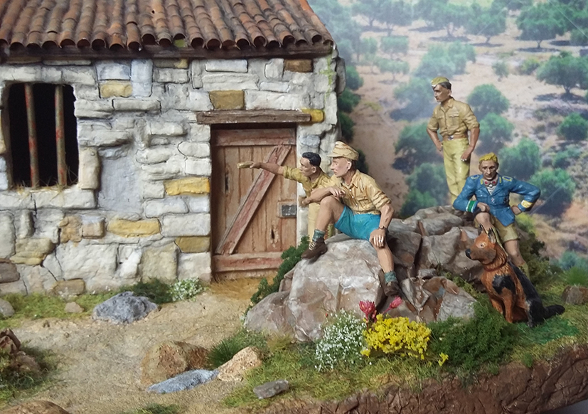 1943, Crète - Retour sur le terrain - 1/35 - Scrath + Masterbox  - Page 2 20090505243425248917008631