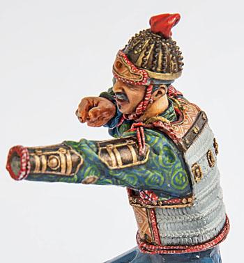 Samouraï archer Pegaso 90 mm : terminé 20090507151814703417008928