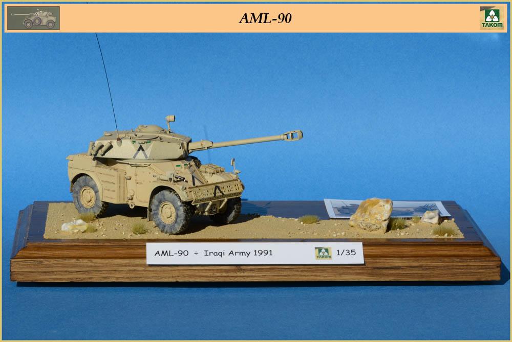 [Terminé] Panhard AML-90 ÷ TAKOM 2077 ÷ 1/35 - Page 2 2009060447175585017010115