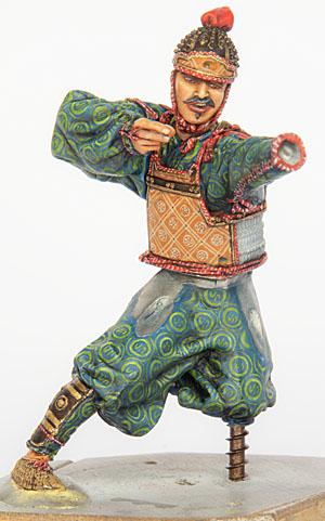 Samouraï archer Pegaso 90 mm : terminé - Page 2 20090912074814703417016098