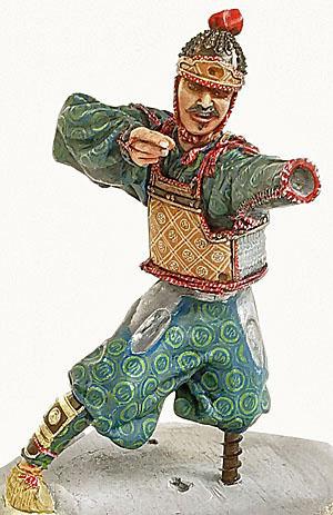 Samouraï archer Pegaso 90 mm : terminé - Page 2 20090912074914703417016103