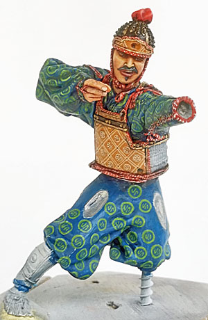 Samouraï archer Pegaso 90 mm : terminé - Page 2 20090912411314703417015904