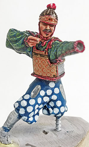 Samouraï archer Pegaso 90 mm : terminé - Page 2 20090912411514703417015909