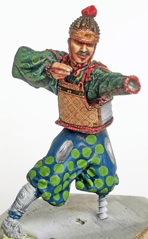 Samouraï archer Pegaso 90 mm : terminé - Page 2 20090912411514703417015910