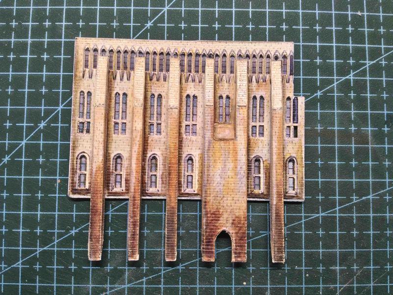 Mont St-Michel (scratch carton 1/500°) de philiparus - Page 5 20091011423723648417017255
