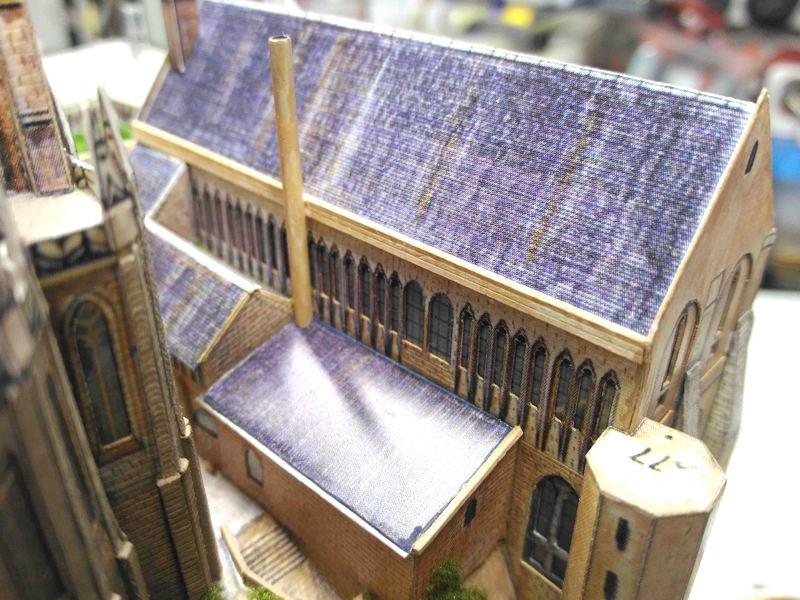 Mont St-Michel (scratch carton 1/500°) de philiparus - Page 5 20091011484423648417017261