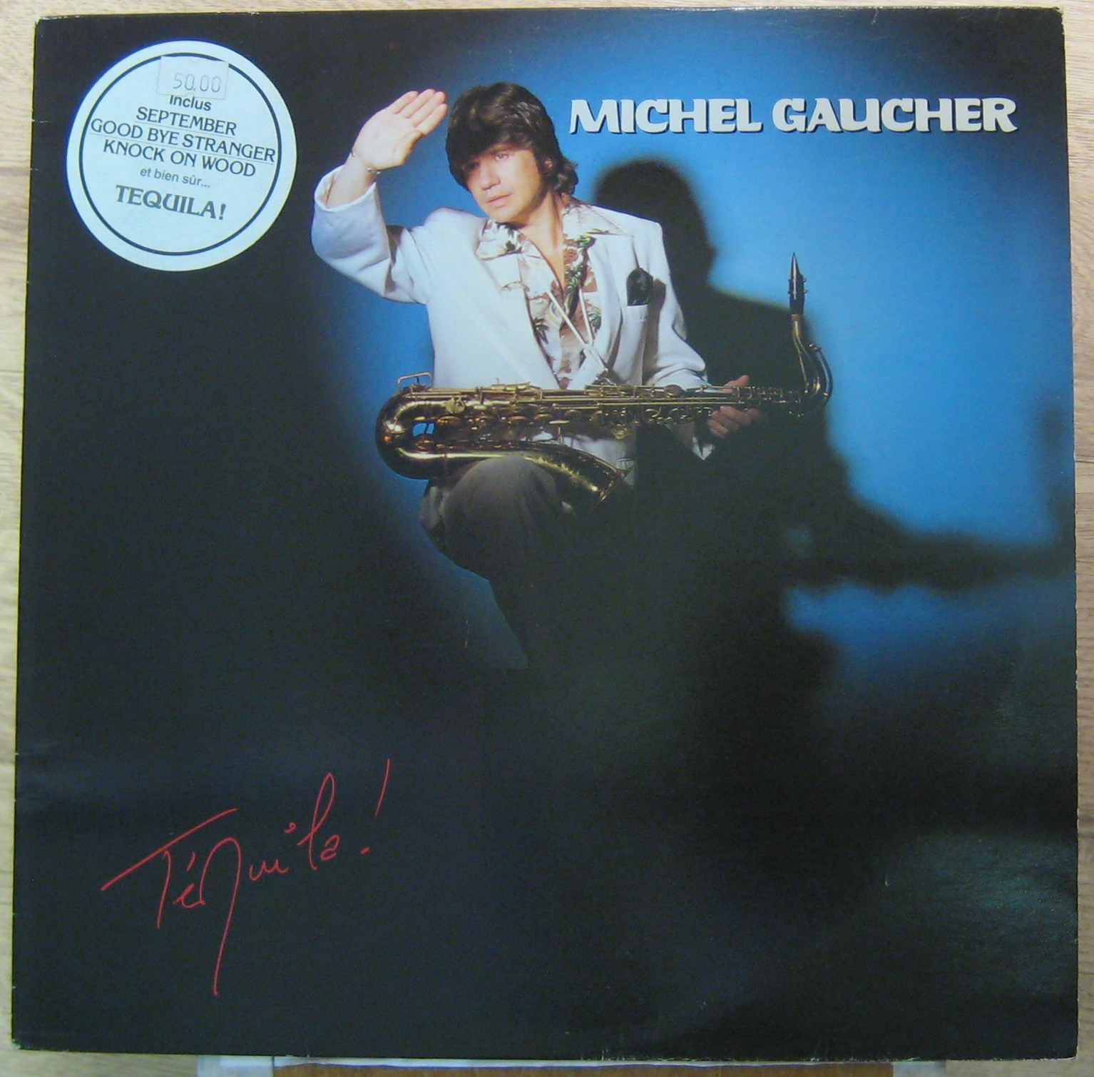 GAUCHER MICHEL - Téquila - LP