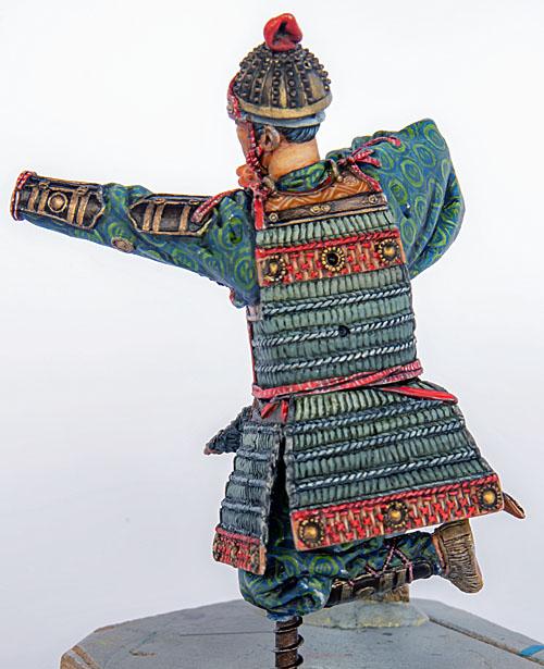 Samouraï archer Pegaso 90 mm : terminé - Page 2 20091504260514703417023368