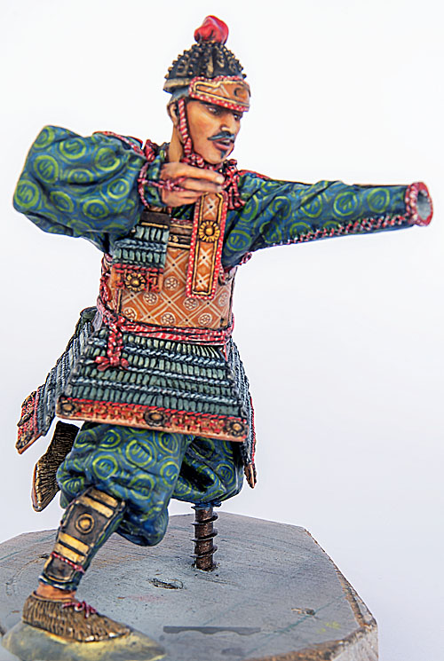 Samouraï archer Pegaso 90 mm : terminé - Page 2 20091504260814703417023370