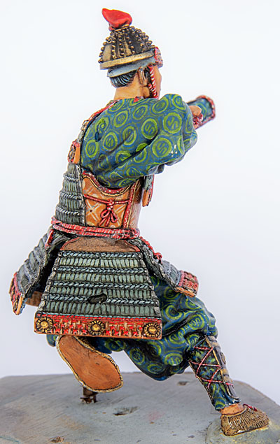 Samouraï archer Pegaso 90 mm : terminé - Page 2 20091504261014703417023371