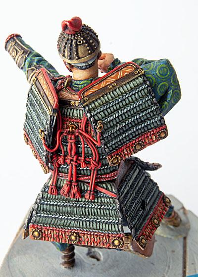 Samouraï archer Pegaso 90 mm : terminé - Page 2 20091504261114703417023372