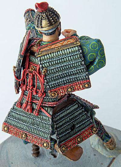 Samouraï archer Pegaso 90 mm : terminé - Page 2 20091504261414703417023374
